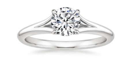 Classic Setting For Lab Grown Diamond Engagement Rings